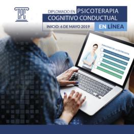 Diplomado en psicoterapia cognitivo conductual en linea