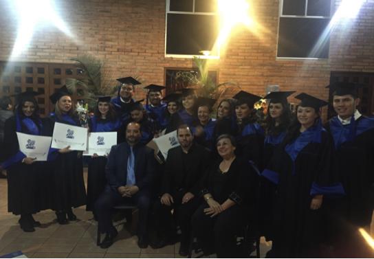 Maestría en Psicoterapia Graduación