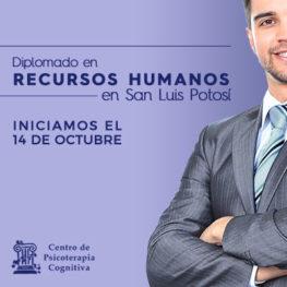Diplomado en Recursos Humanos en San Luis Potosi