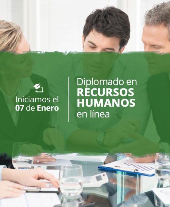 Diplomado en Recursos Humanos en Línea