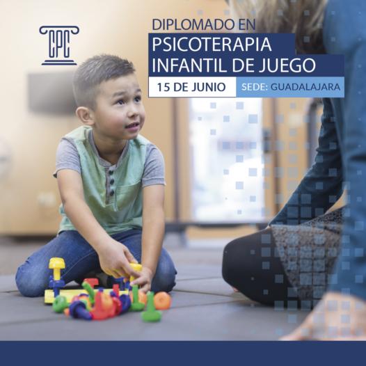 Diplomado en Psicoterapia Infantil de Juego en Guadalajara
