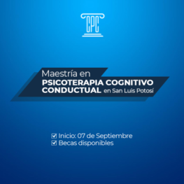 Maestría en Psicoterapia Cognitivo Conductual en San Jose del Cabo