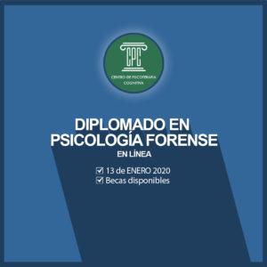 Diplomado en Psicología Forense