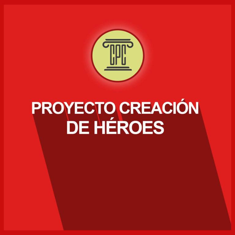 Proyecto de Creacion de Heroes